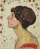 Ferdinand Hodler, <em>Portrait of Valentine Godé-Darel</em>, 1912 © Leopold, Private Collection