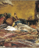 Antoni Fabrés. <em>The Warrior's Rests</em>, 1878 © Museu Nacional d'Art de Catalunya