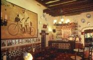 Restaurant Els Quatre Gats. Located on the ground floor of Casa Martí, 1897